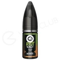 Fresh Leaf Hybrid Salt E-Liquid by Riot Squad
