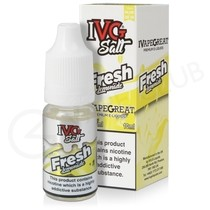 Fresh Lemonade Nic Salt E-Liquid by IVG Mixer