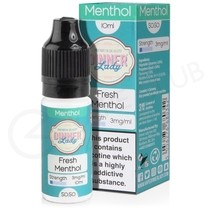 Fresh Menthol E-Liquid by Dinner Lady 50/50