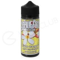 Fresh Orange & Rhubarb Compote Shortfill E-Liquid by Chuffed Blossom 100ml