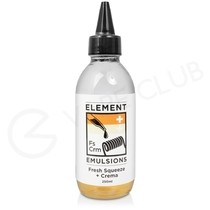 Fresh Squeeze & Crema Longfill Concentrate by Element