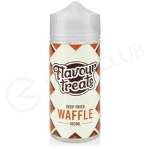 Fried Waffle Shortfill E-Liquid by Flavour Treats 100ml