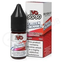 Frozen Cherries E-Liquid by IVG Crushed 50/50