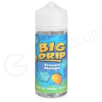Frozen Mango Shortfill E-Liquid by Big Drip 100ml