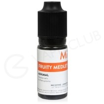 Fruit Medley Nic Salt E-Liquid by Minimal