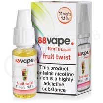 Fruit Twist E-Liquid by 88Vape