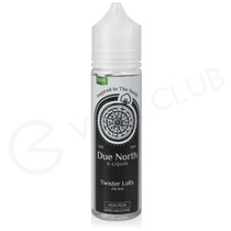 Twister Lolly Shortfill E-Liquid by Due North 50ml