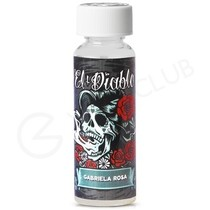 Gabriela Rosa High VG Shortfill E-Liquid By El Diablo 50ml