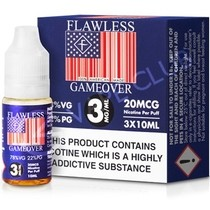 Game Over E-Liquid by Flawless
