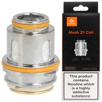 GeekVape Zeus Z Replacement Coils