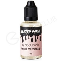Glazed Donut Flavour Concentrate by Global Hubb