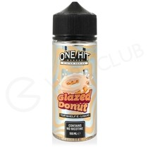 Glazed Donut Shortfill E-Liquid by One Hit Wonder 100ml