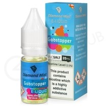 Gobstopper Nic Salt E-Liquid by Diamond Mist