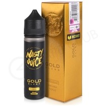 Gold Blend Shortfill E-liquid by Nasty Juice Tobacco