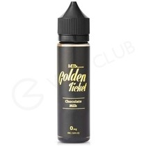 Golden Ticket eLiquid By MET4 Vapor 50ml
