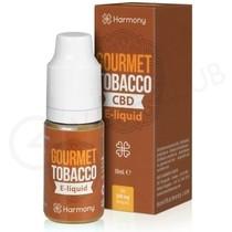 Gourmet Tobacco CBD eLiquid by Harmony Classics