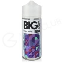 Grape Blast Shortfill E-Liquid by The Big Tasty 100ml