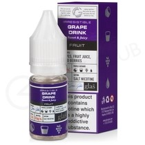 Grape Drink Nic Salt eLiquid by Glas Basix