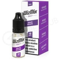 Grape Escape Nic Salt E-liquid by Wizmix