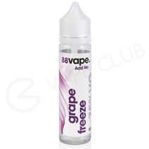 Grape Freeze Shortfill E-liquid by 88Vape 50ml