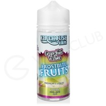 Grape Kiwi N Lime Ice Shortfill E-Liquid by Frostbite Fruits