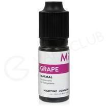 Grape Nic Salt E-Liquid by Minimal
