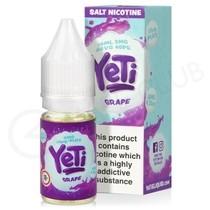 Grape Nic Salt E-Liquid by Yeti