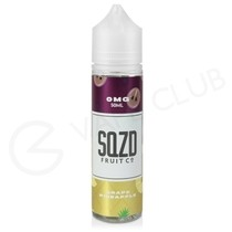 Grape Pineapple Shortfill E-Liquid by SQZD 50ml
