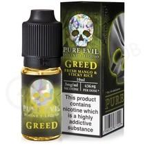 Greed E-Liquid by Pure Evil