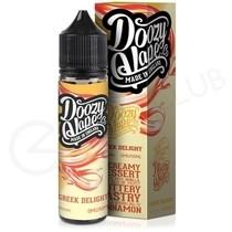 Greek Delight Shortfill E-liquid by Doozy Vape Co. 50ml