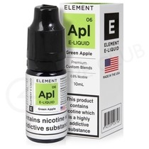 Green Apple E-Liquid by Element 50/50