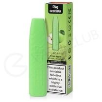 Green Apple Geek Bar Lite Disposable Vape