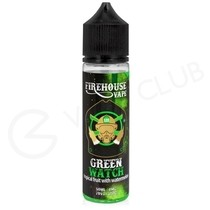 Green Watch Shortfill E-liquid by Firehouse Vape 50ml