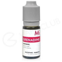 Grenadine Nic Salt E-Liquid by Minimal