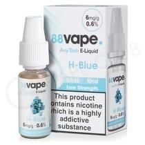 H-Blue E-Liquid by 88Vape Any Tank