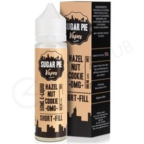 Hazelnut Cookie eLiquid by Sugar Pie Vapes 50ml