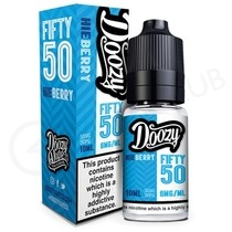 Hieberry E-Liquid by Doozy Fifty 50