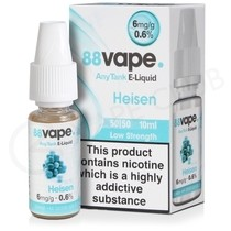 Heisen E-Liquid by 88Vape Any Tank