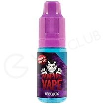 Heisenberg E-Liquid by Vampire Vape