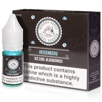 Heisenberg eLiquid by Buddha Vapes