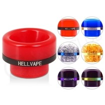 HellVape AG+ Hygenic Anti-Bacterial Passage 810 Drip Tip