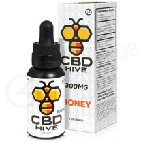 Honey Oral Drops by CBD Hive