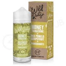 Honey Tangerine, Red Pomelo Grapefruit & Pomegranate Shortfill E-Liquid by Wild Roots 100ml