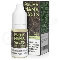 Honeydew Melon Nic Salt E-Liquid by Pacha Mama Salts