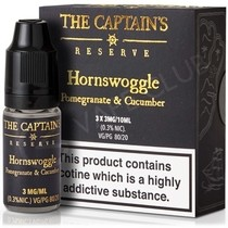 Hornswoggle Max VG eLiquid by The Captain's Reserve