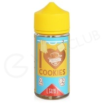 I Love Cookies Too 80ml Shortfill by Mad Hatter Juice
