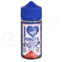 I Love Donuts 80ml Shortfill by Mad Hatter Juice
