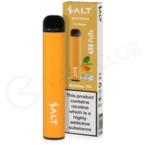 Ice Mango Salt Brew Co Switch Disposable Device