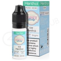 Ice Menthol E-Liquid by Dinner Lady 50/50