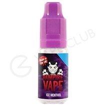 Ice Menthol E-Liquid by Vampire Vape - 10ml